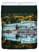 Lake Morey Inn And Resort Duvet Cover