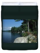 Lake Norway 07 Duvet Cover