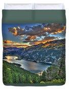 Lake Of Dreams Duvet Cover