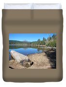 Lake Of The Woods 6 Duvet Cover