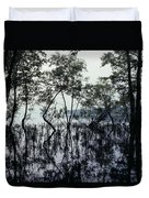 Lake Of Two Mountains, Senneville Duvet Cover
