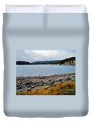 Lake On The Grand Mesa Colorado Duvet Cover