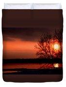 Lake Ontario Duvet Cover