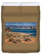 Lake Powell Duvet Cover