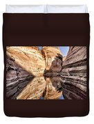 Lake Powell - Page Az Duvet Cover