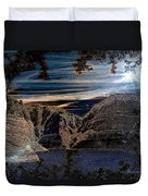 Lake Powell Utah Duvet Cover
