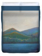 Lake Shore  Duvet Cover