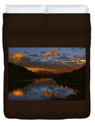 Lake View 2 Duvet Cover