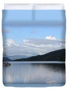 Lake Windermere Duvet Cover