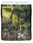 Lakeshore Reflections Duvet Cover