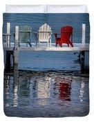 Lakeside Living Number 2 Duvet Cover