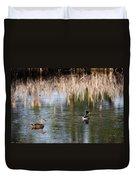 Lakeside - Mallard Duvet Cover