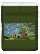 Lakeside Stroll 9836 Duvet Cover