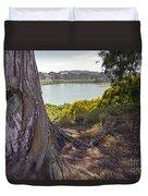 Lakeside Tree Duvet Cover