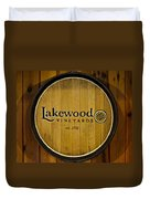 Lakewood Vineyards Duvet Cover