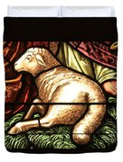 Lamb Of God Duvet Cover