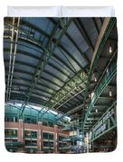 Lambeau Atrium Duvet Cover
