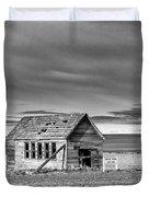 Lamoine School House - Lamoine - Washington - May 2013 Duvet Cover