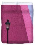 Lamp Post Duvet Cover