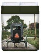 Lancaster Roads Duvet Cover