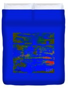 Land And Water 2 Duvet Cover