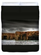 Land Of The Beginning Of Time... Duvet Cover