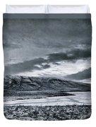 Land Shapes 12 Duvet Cover