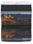Lake 7 Duvet Cover