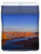 Landscape 405 Duvet Cover