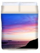 Landscape - Sunset Duvet Cover