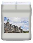 Langland Bay Manor Duvet Cover