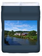 Langsur Germany From Luxemburg Duvet Cover