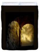 L'antico Portale Duvet Cover