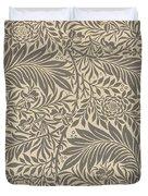Larkspur Wallpaper Design Duvet Cover