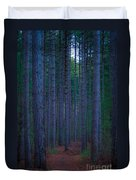 Larose Forest Duvet Cover