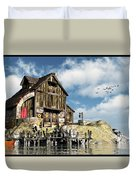 Lars Place... Duvet Cover