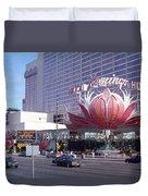 Las Vegas 8 Duvet Cover