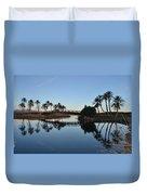 Las Vegas Reflections Duvet Cover