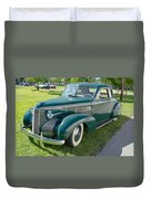 Cadillac Lasalle In Style Duvet Cover