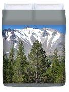 Lasson Peak 2 Duvet Cover
