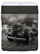 Last Ride  Duvet Cover