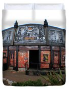 Night Gallery - Ghost Train Duvet Cover