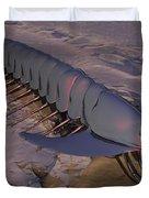 Latchworm Duvet Cover