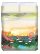 Late Afternoon 59 Duvet Cover