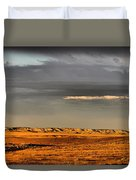 Late Afternoon Sun Duvet Cover
