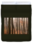 Late Autumn Beech Duvet Cover
