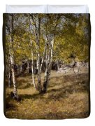 Late Autumn Duvet Cover