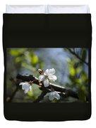 Late Spring Blossom Duvet Cover