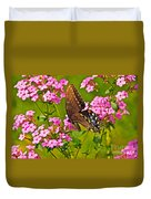 Late Summer Color Duvet Cover