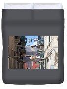 Laundry Ix Color Venice Italy Duvet Cover